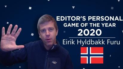 Gamereactor 編輯的 2020 個人年度遊戲 - Eirik Hyldbakk Furu (挪威)