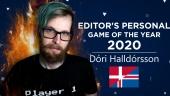 Gamereactor 編輯個人年度遊戲首選 - 2020 - Dóri Halldórsson (GRTV)