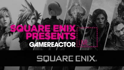 Square Enix  發布會 2021年春季