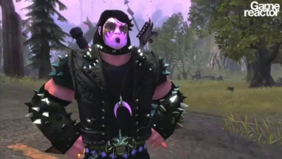 Brütal Legend - DLC Hammer Of Infinite Fate trailer