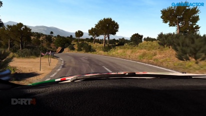 Dirt 4 - Gamer Mode Tarragona Rally Gameplay