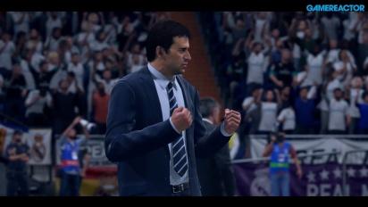 《FIFA19》- 旅程模式:冠軍賽 HD Gameplay 皇馬 - 曼聯