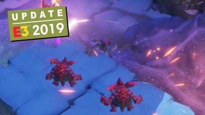 《末世騎士:創世紀》- E3 Gameplay