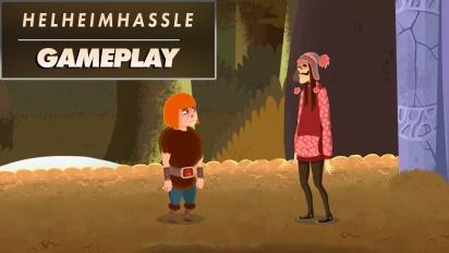 《Helheim Hassle》- Gameplay