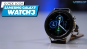 Samsung Galaxy watch 3 - 快速查看