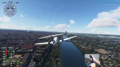 《微軟模擬飛行》-在塞維利亞進行快速飛行