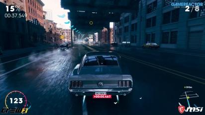《飆酷車神 2》競爭預告片