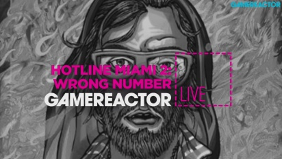 Hotline Miami 2: Wrong Number - Livestream Replay