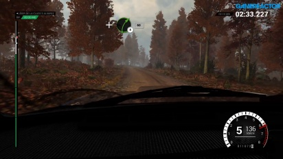 Dirt 4 - You Stage creation + Michigan Rally Gameplay