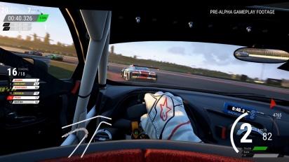 Assetto Corsa Competizione - Misano Circuit Audi R8 LMS Day/Night Gameplay