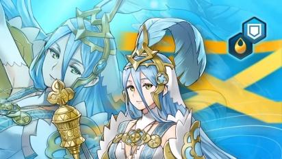 《聖火降魔錄 英雄雲集》- 傳承英雄─透魔王國的歌姬:阿庫婭 宣傳影片
