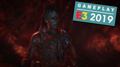 《戰爭機器 5》- 逃脫模式 E3 Gameplay
