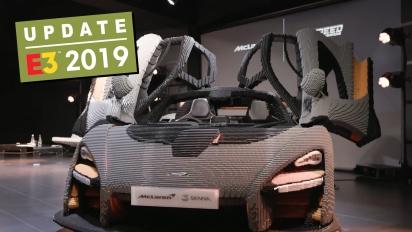 《極限競速地平線4:樂高競速冠軍》- E3 Xbox 展示會更新