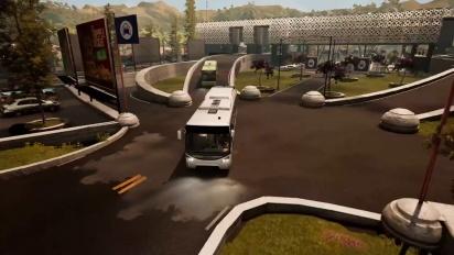 Bus Simulator 21 - Multiplayer Trailer