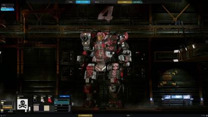 Mechwarrior Online - UI 2.0 informative Overview