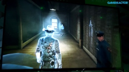 E3 2014: Murdered: Soul Suspect  - Gameplay