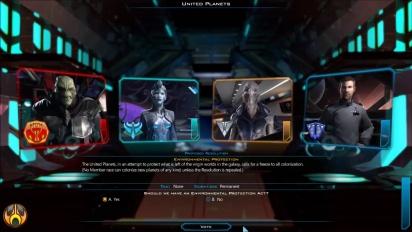 Galactic Civilizations III - Beta 2: Diplomacy Trailer