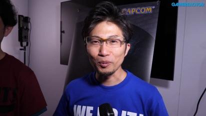 《惡靈古堡2 重製版》- Yoshiaki Hirabayashi 與 Tsuyoshi Kanda 訪談