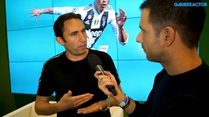 《FIFA 19》- Matthew Prior 訪談