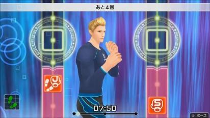 《Fitness Boxing》- Evan 健身教練 gameplay 預告片