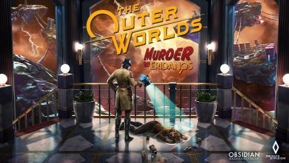 《外圍世界:Murder on Eridanos》- 直播重播