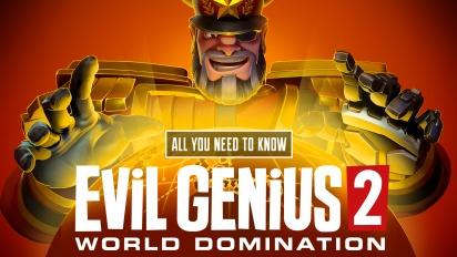 《邪惡天才2:統治世界》- 你需要知道的一切(贊助)