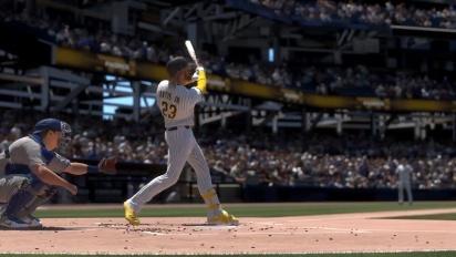 MLB The Show 21 - 4K 60FPS Gameplay Trailer