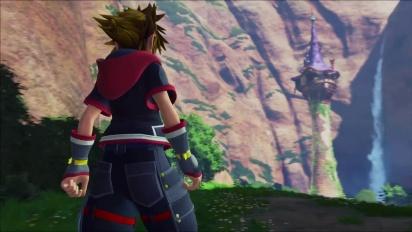 Kingdom Hearts III - E3 2015 Trailer