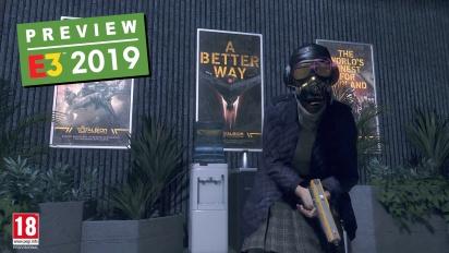 《看門狗自由軍團》 -  E3 預覽