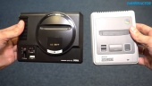 Mega Drive Mini VS SNES Mini - 硬體比較