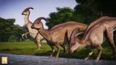 Jurassic World Evolution: Return to Jurassic Park - Announce Trailer
