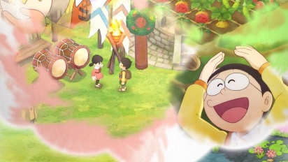 Doraemon Story of Seasons - PS4 Announcement