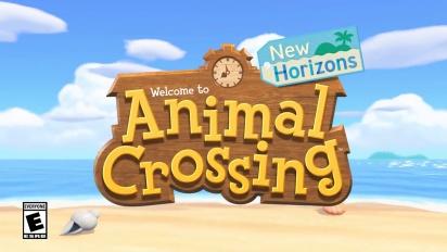 Animal Crossing: New Horizons - Exploring September - Nintendo Switch
