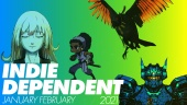 Indie Dependent:1月-2月