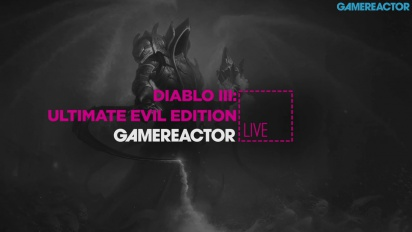 Diablo III: Ultimate Evil Edition 05.01.2016 - Livestream Replay