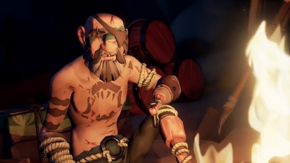 Sea of Thieves - The Hungering Deep Trailer