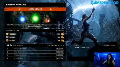 《古墓奇兵:暗影》DLC「The Pillar」- 直播重播