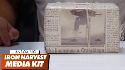 《鋼鐵收割者》媒體包 - 開箱