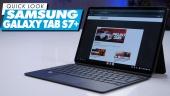 Samsung Galaxy Tab S7+ - 快速查看