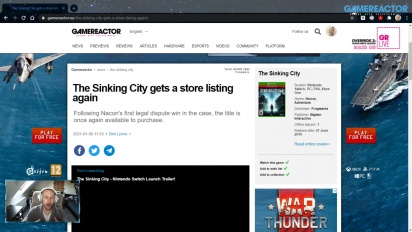 GRTV 新聞 - 《沉沒之都》重新上架