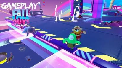 《糖豆人:終極淘汰賽》- 第4季 - Gameplay