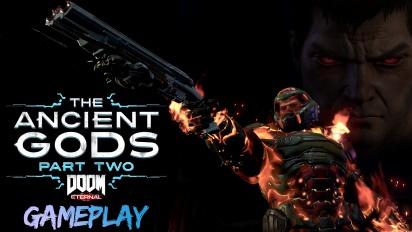 《毀滅戰士:永恆》- 上古眾神 - 第二部分 - Gameplay