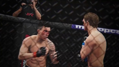 UFC 2 - Official Gameplay Trailer with Launch date