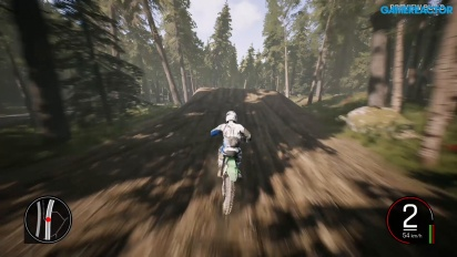 《MXGP Pro》- Gameplay
