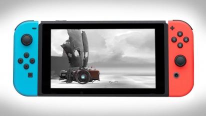 FAR: Lone Sails - Switch Teaser Trailer
