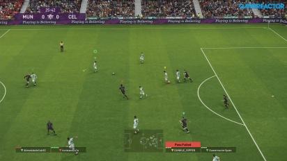 《實況足球 2020》DP6 - myClub Co-Op 線上 Gameplay -塞爾提克 vs 曼聯