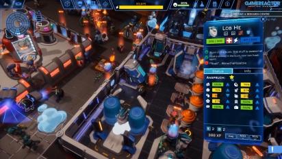 《Spacebase Startopia》- 帶評論的 Gameplay Demo