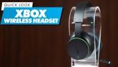 Xbox 無線耳機組 - 快速查看