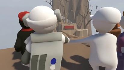 Human: Fall Flat - Nintendo Switch Multiplayer Update Trailer