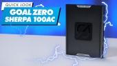 Goal Zero Sherpa 100AC 可攜式行動電源 - 快速查看